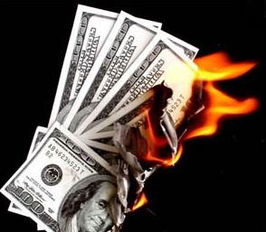 Chatter Waste Money